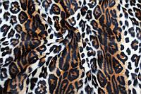 Мех искуственный (леопард)
