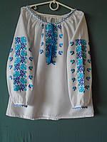 Вишиванка (вышиванка) для дівчинки 8-9 років