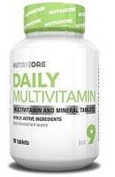 NUTRICORE DAILY MULTIVITAMIN 90 tabs