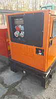 Дизельный Генератор Б У - SDMO J33 (26,4 кВт)