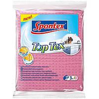 Салфетка из целлюлозы Spontex Top Tex 3 шт N50708354