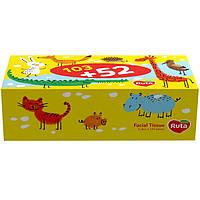 Салфетки косметические Ruta Kids 155 шт N51311916