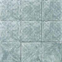 Плитка тротуарная  Гранплит Циновка 380х380х35 мм N10408469