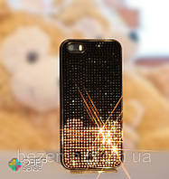 "Чехол со стразами ""Мишка"" на iPhone 4/5 (Под заказ на любой телефон)"