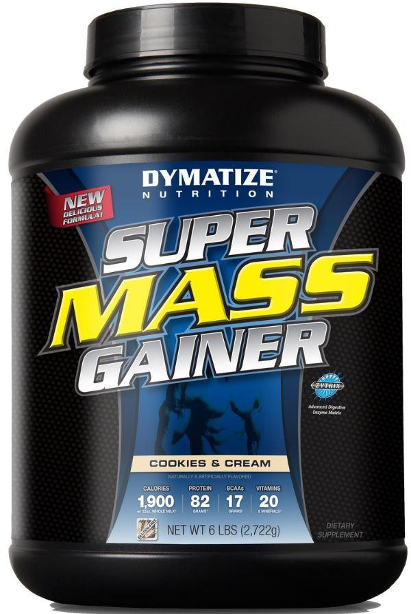 Dymatize Super Mass Gainer 2,7 kg Диматайз Супер Масс Гейнер 2,7 кг