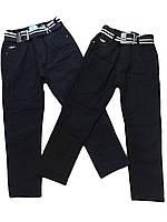 Брюки котоновые утепленные для мальчиков Nice Wear, размеры 110-140, арт. NN-27