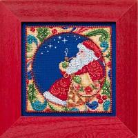 "Набор для вышивания ""Santa"" - ""Санта"" Mill Hill"