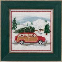 """Набор для вышивания """"Family Tree"""" - """"Семейное дерево"""" Mill Hill"""