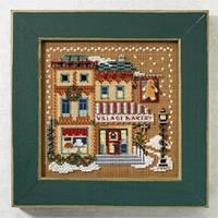"Набор для вышивания ""Village Bakery"" - ""Деревенская пекарня"" Mill Hill"
