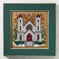 """Набор для вышивания """"St. Nicholas Cathedral"""" - """"Собор Святого Николая"""" Mill Hill"""