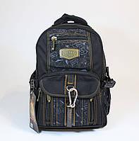 Удобный рюкзак Gold Be черный