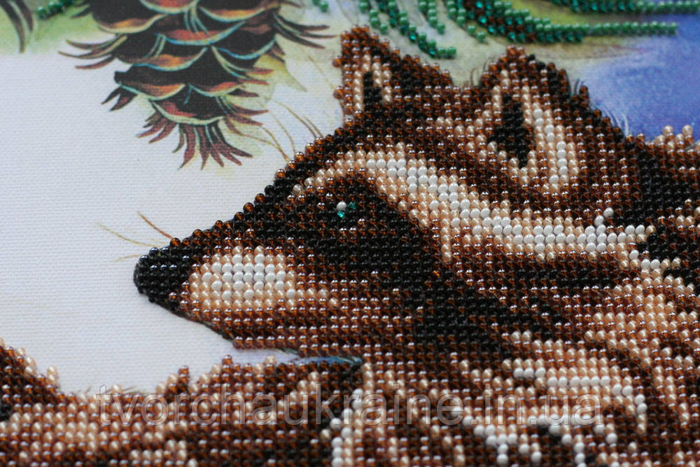 Играть в вышивку бисером
