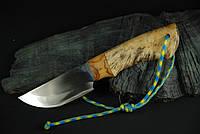 """Охотничий нож ручной работы """"Шкуродер-3"""", 95Х18 (наличие уточняйте)"""