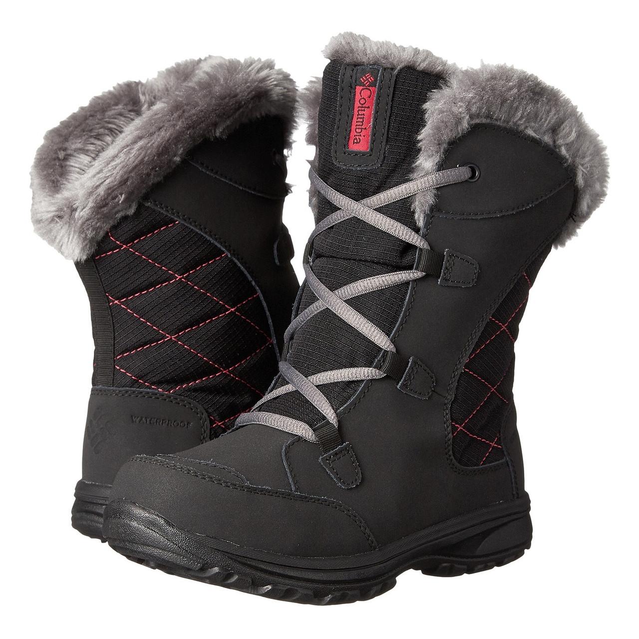 Сапоги зимние для девочки Columbia Youth Ice Maiden Lace Winter Boot