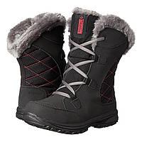 Сапоги зимние для девочки Columbia Youth Ice Maiden Lace Winter Boot, фото 1