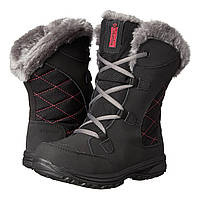 Сапоги зимние женские Columbia Youth Ice Maiden Lace Winter Boot, фото 1
