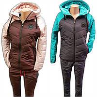 Зимний комплект куртки и брюки