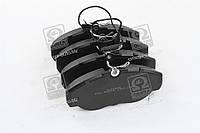 Колодка тормозная дисковая FIAT DUCATO, JUMPER, BOXER 94- передний (RIDER) RD.3323.DB1105