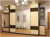 Купить шкаф купе в прихожую, корпусная мебель на заказ Киев