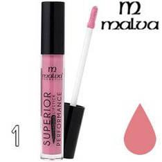 Malva Губная помада жидкая PM-2002 Superior Performance Liquid Lipstick ТОН 01 misty rose матовая