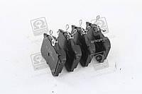 Колодка тормозная дисковая SKODA OCTAVIA, FABIA, A4, A6, PASSAT задней (RIDER) RD.3323.DB1330