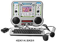 Детский ноутбук MD8859E/R с мышкой и микрофоном