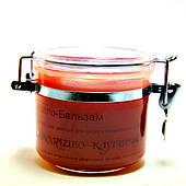 Шоколадное Масло-бальзам ШОКОЛАДНО-КЛУБНИЧНОЕ для сухого и нормального типа кожи 200г.