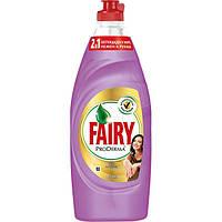 Средство для мытья посуды Fairy ProDerma Шелк и Орхидея 650 мл N50706767