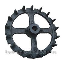 Колесо катка шпоровое ККШ (D=520mm, d=60mm)