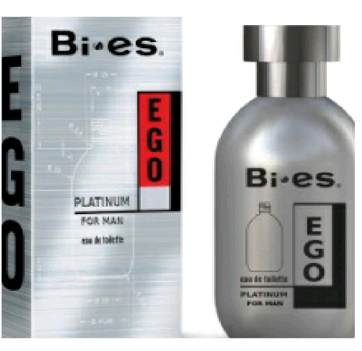 Туалетна вода для чоловіків EGO PLATINUM (Bi-es) 100мл