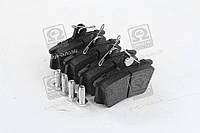 Колодка тормозная дисковая AUDI 80, 100, A4, A6 задней (RIDER) RD.3323.DB1163