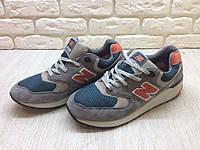 "Кроссовки New Balance Vintage Classic 999 ""Grey/Red"""