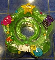 Круг на шею для купания малышей 0+, фото 3