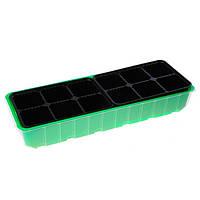 Мини-парник для рассады 40 см 2 кассеты 2х3 N11023080