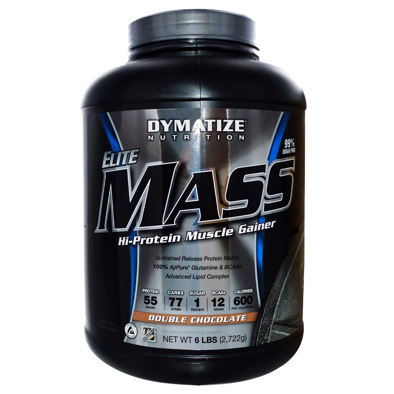 Dymatize Elite Mass 2,7 kg Диматайз Элит Масс 2,7 кг
