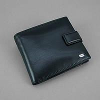 Кошелек мужской кожаный черный Petek 1717, фото 1