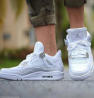"""Баскетбольные кроссовки Nike Air Jordan 4 """"Pure Money"""""""