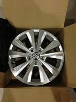 """Комплект новых оригинальных 16"""" дисков для Volkswagen Golf VII стиль Toronto"""