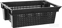 Ящик пластиковая  перфорированный овощной ЯПМ 04 200x400x600 мм
