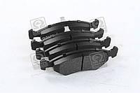Колодка тормозная дисковая FORD ESCORT/FIESTA/SIERRA 84-95 передний (RIDER) RD.3323.DB255