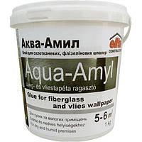 Клей для тяжелых обоев Дивоцвет Аqua-Amyl 1 кг N50307396