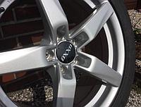 Эксклюзив диски Oxxo 8j r17 5/112 Skoda Superb Audi Passat cc