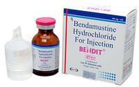 Бендит ( Bendit ) бендамустин 100 мг, №1 (Рибомустин)