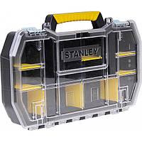 Ящик для инструментов Stanley органайзер с перестав. перегородками (610х95х330мм) (STST1-79203)