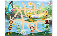 Подбери голову - Пчелка Майя, 13631, Bino