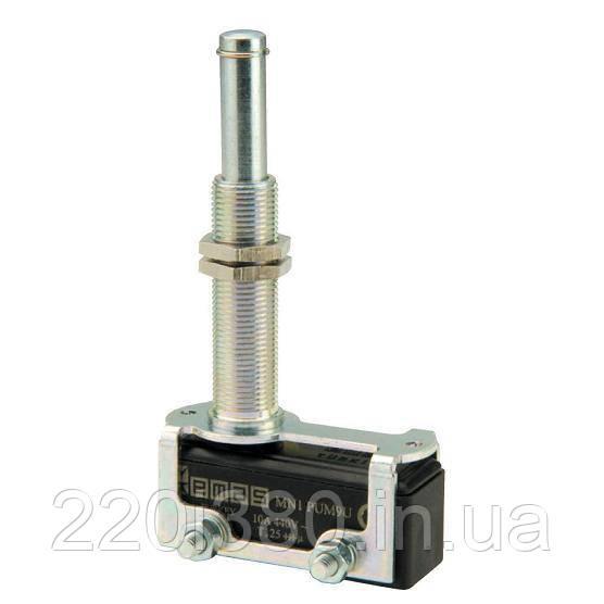 Мини-выключатель со штырем на стержне удлиненный MN1PUM9U EMAS