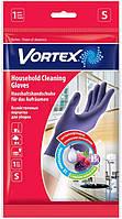 Перчатки латексные  Vortex с В5 и запахом лесных ягод стандартные S