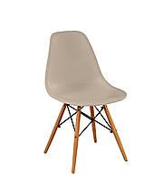 Стул обеденный M-05 Eams chair Бежевый 43х42х83 см.