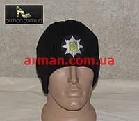 Шапка для нацполиции Украины. Форменная шапка для национальной полиции