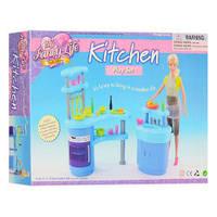 Набор кукольный кухня